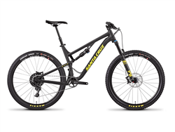 Santa Cruz 5010 D Full Suspension Mountain Bike - 2017