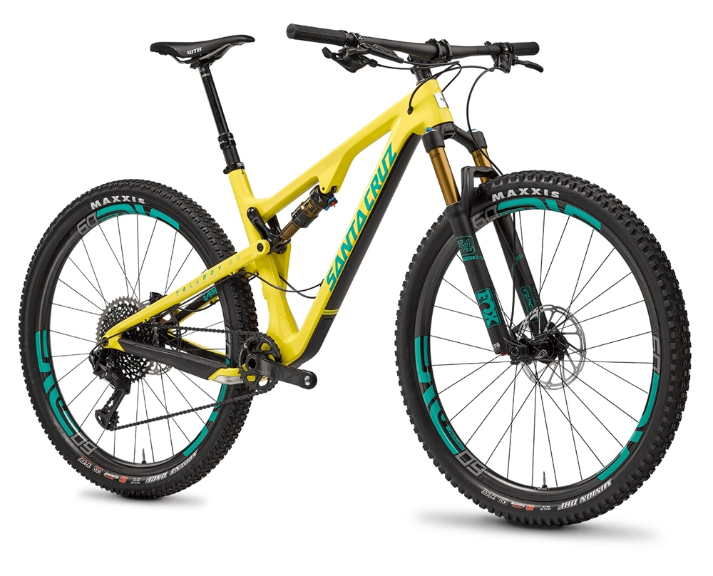 Santa Cruz Tallboy Full Suspension Mountain Bike 2017