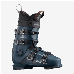 Salomon Shift Pro 100 AT Ski Boot Petrol, Black, Silver Colorway