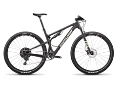Santa Cruz Blur C Full Suspension Mountain Bike - 2018