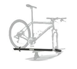 Thule 517 Peloton Fork Mount Bike Carrier - Roof