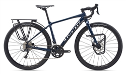 Giant ToughRoad SLR GX 1 Bike - Navy Blue