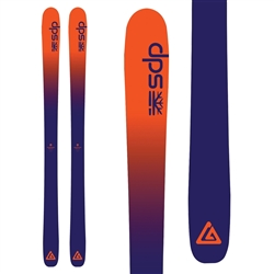 DPS Uschi F87 Skis Foundation - 2019