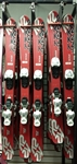 K2 Apache Jr Skis - USED