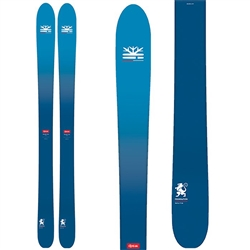 DPS Wailer F106 Skis Foundation (Dark Blue/light Blue) - 2019
