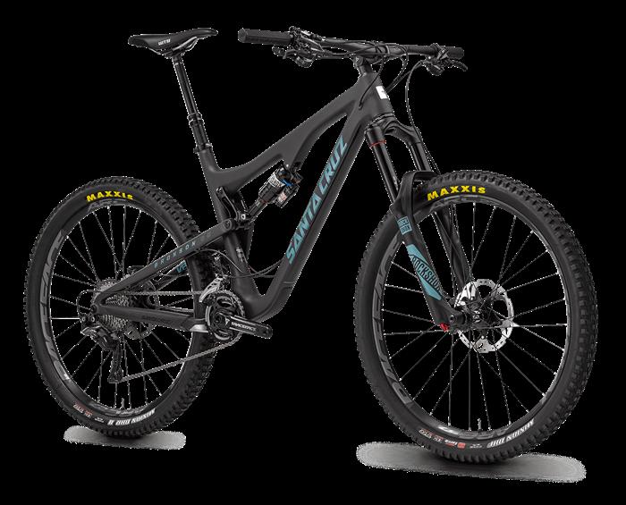 Santa Cruz Bronson Mountain bike