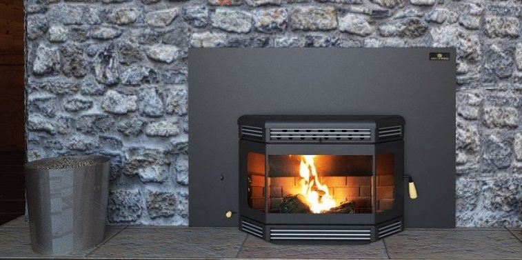 Breckwell Pellet Fireplace Insert Tahoe SP2000I
