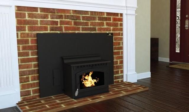 Fireplaceinsert Com Breckwell Pellet Fireplace Insert Sonora Sp23i