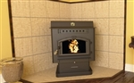 Breckwell Multi Fuel Stove Heartland SP6000