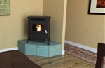 Breckwell Pellet Stove Classic Cast SPC4000