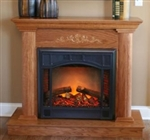 Comfort Flame Electric Fireplace Oxford Compact