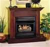 Comfort Flame Vent Free Gas Fireplace Dual Compact