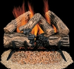 Comfort Flame Vented Gas Log Set Mendocino Oak