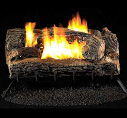 Comfort Flame Vent Free Gas Somerset Multi-Sided Log Set