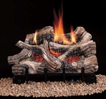 Comfort Flame Vent Free Gas Log Set White Mountain Oak