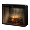 "Dimplex Electric Direct-wire Firebox Revillusion 36"" RBF36PWC Portrait Weathered Concrete"
