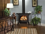 Empire Heritage Direct Vent Cast Iron Gas Stove DVP