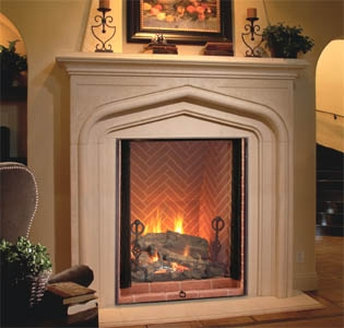Fmi Products Direct Vent Gas Fireplace Citadel