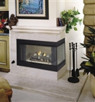 FMI Products B Vent Gas Fireplace Durango