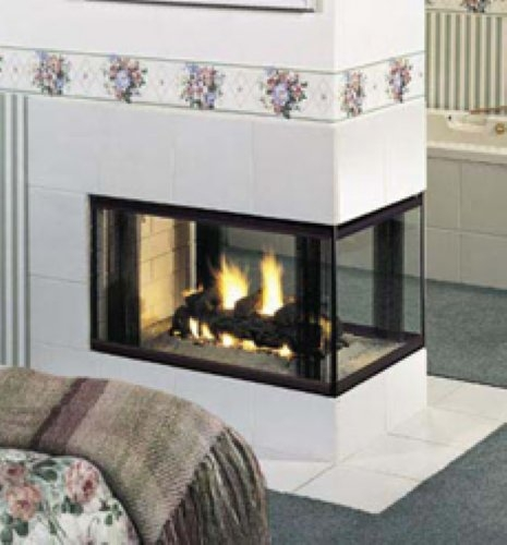 Fmi Products B Vent Gas Fireplace Marblehead