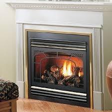Kingsman Zero Clearance Direct Vent Gas Fireplace Zdv3320 Kingsman