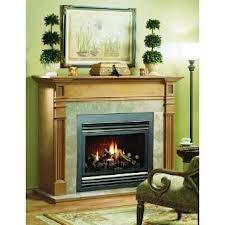 Kingsman Zero Clearance Direct Vent Gas Fireplace Zdv6000