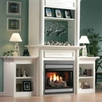Kingsman Vent Free Gas Fireplace ZVF33