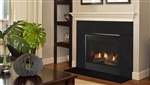 Majestic Direct Vent Gas Fireplace Mercury