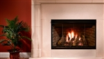 Majestic B-Vent Gas Fireplace Reveal