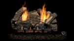 Monessen Vent Free Gas Log Set Berkley Oak