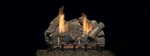 Monessen Vent Free Gas Log Set Highland Oak