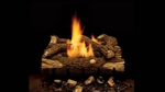 Monessen Vented or Vent Free Gas Log Set Mountain Oak