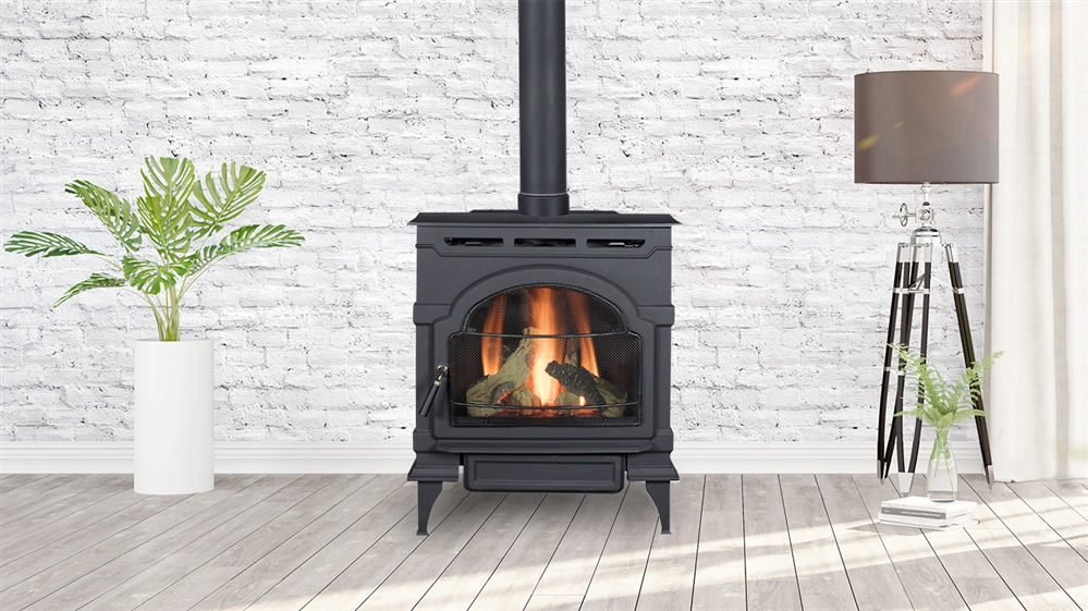 Monessen Direct Vent Gas Stove Oxford