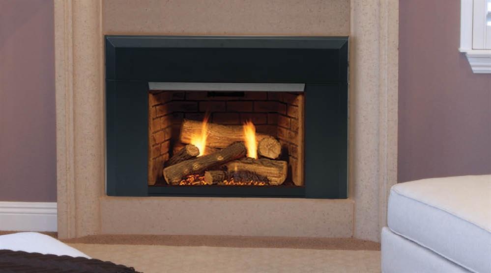 Gas Fireplace gas fireplace insert cost : Fireplaceinsert.com, Monessen Gas Insert Reveal