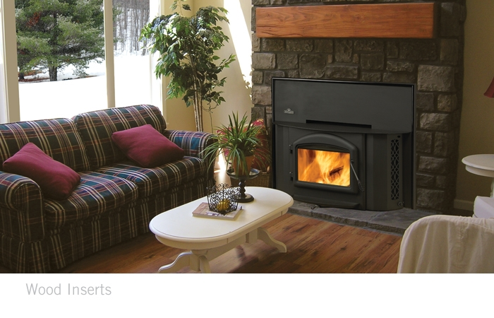 Fireplaceinsert Com Napoleon 1402 Fireplace Insert Oakdale Series