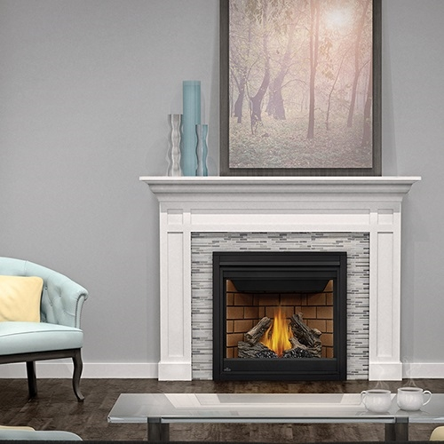 Napoleon GX36 , Napoleon GX36 Gas Fireplace, Napoleon GX36 Direct ...