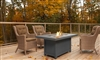 Napoleon Outdoor Gas Fireplace Patioflame Hamptons HAMP