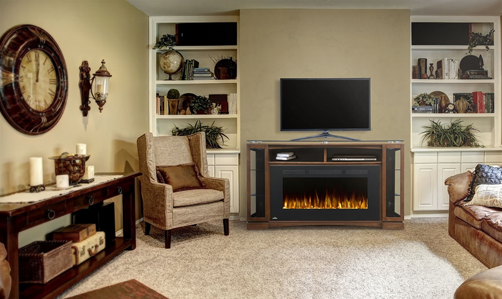 "Napoleon NEFP42-1715B Shelton Mantel Package (w/Allure Phantom 42"")"