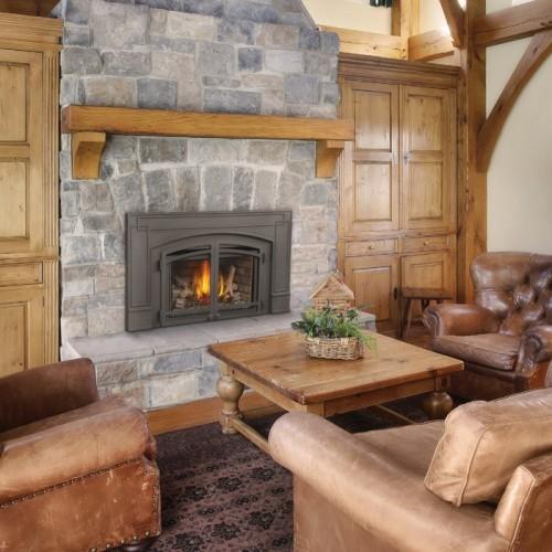 Fireplace Insert Com Napoleon Xir3 Gas Insert Infrared Series