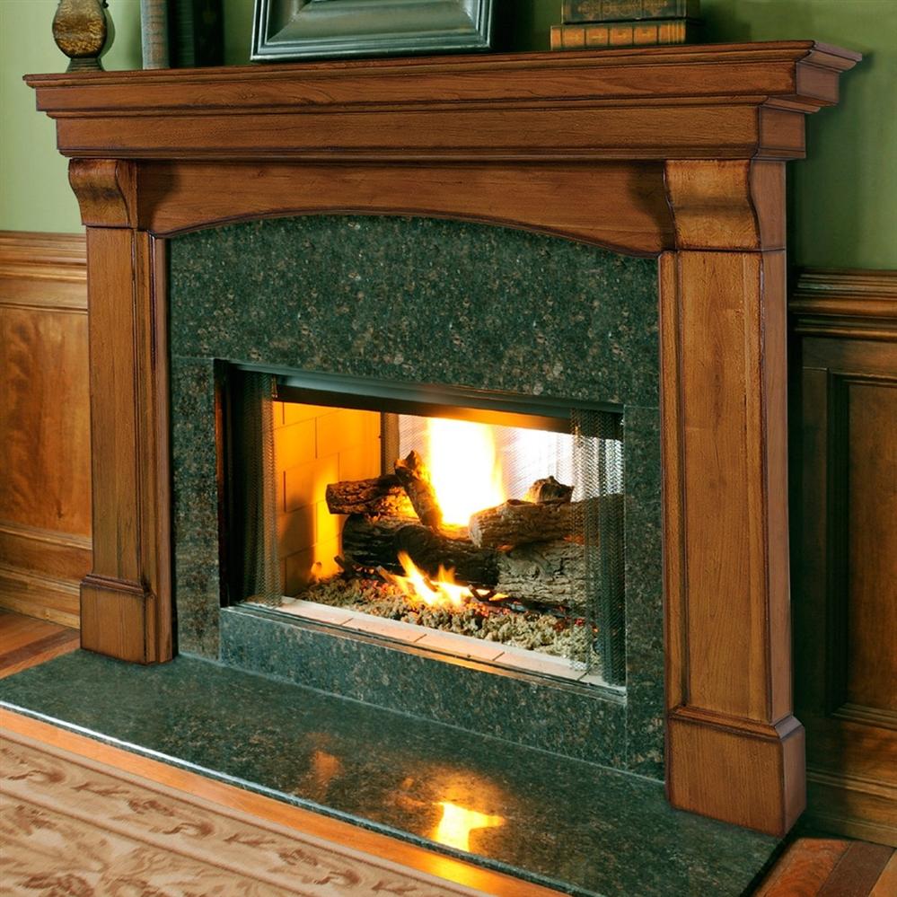 Sale ... - Fireplaceinsert.com, Pearl Mantels Blue Ridge Fireplace Mantel