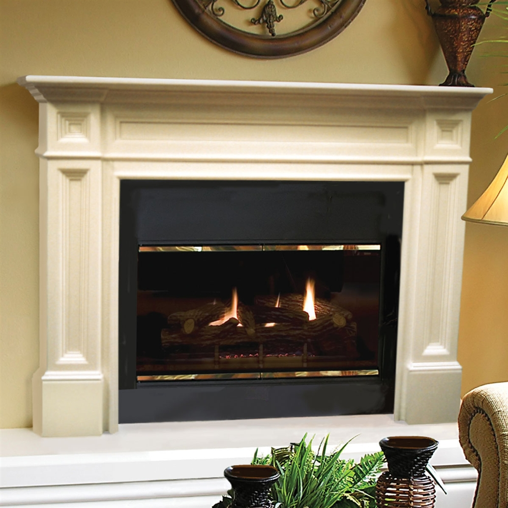 Pearl Mantels Avondale Fireplace Surround: Fireplaceinsert.com, Pearl Mantels Classique Fireplace