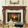 Pearl Mantels Deauville Fireplace Mantel Surround