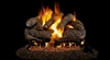 Peterson Real Fyre Vented Gas Log Set Charred Forest Oak