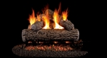 Peterson Real Fyre Vented Gas Log Set Golden Oak