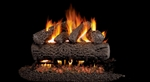 Peterson Real Fyre Vented Gas Log Set Post Oak