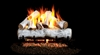 Peterson Real Fyre Vented Gas Log Set White Birch