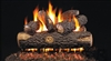 Peterson Real Fyre Vented Gas Log Set Woodland Oak