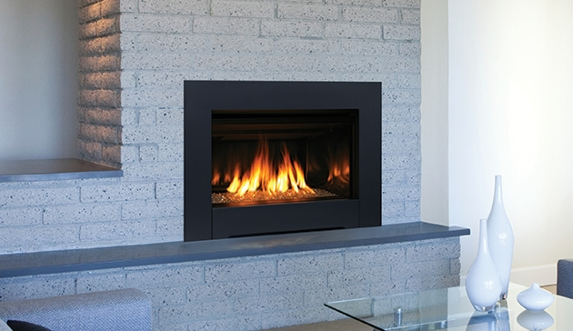 Superior Gas Fireplace Insert Dri3030c Contemporary