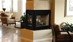 Superior Direct Vent Gas Fireplace DRT3500 Multi-View