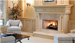 Superior Wood Fireplace WRT4000